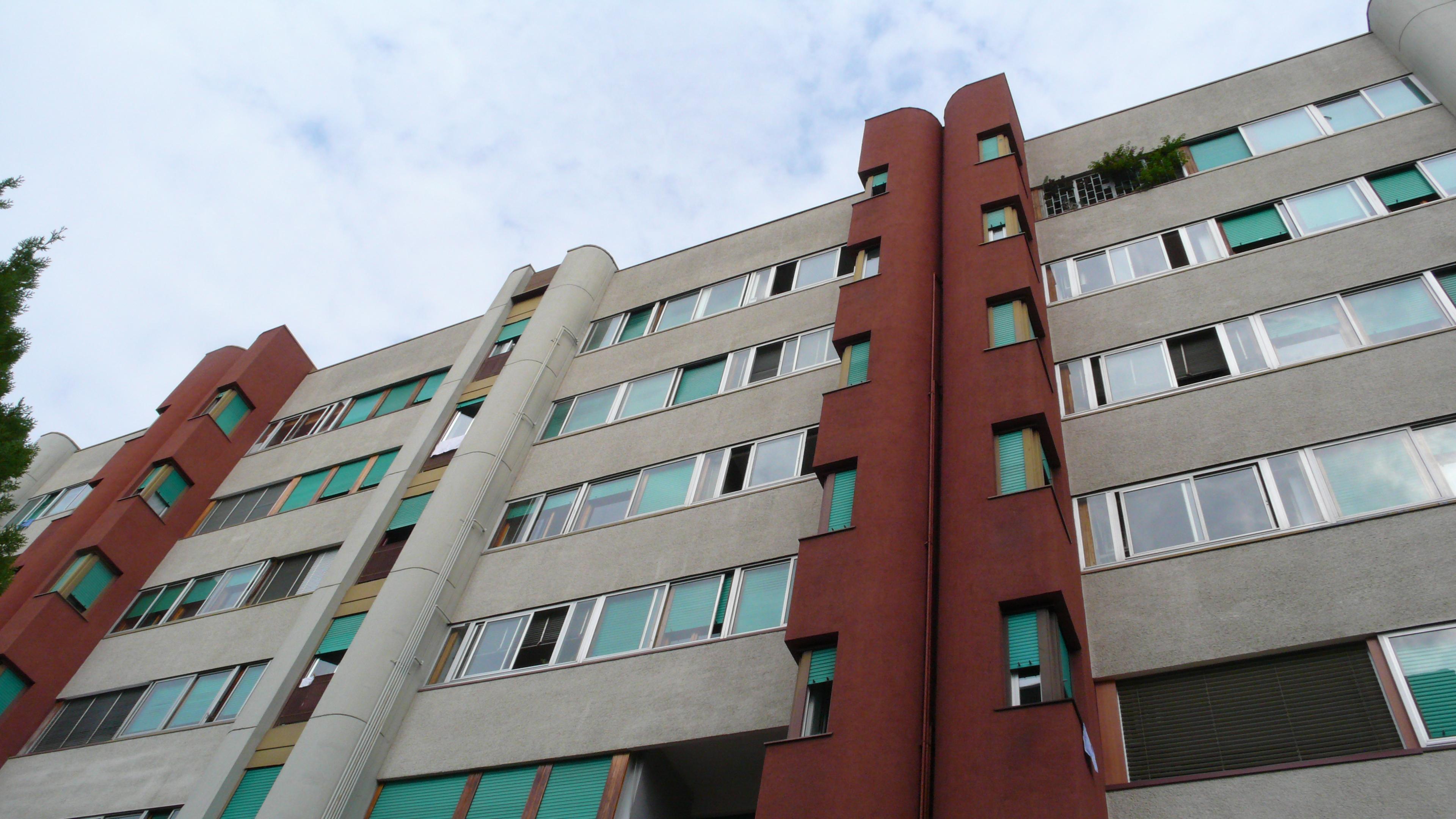 Riqualificazione energetica di edifici condominiali for Mini palazzi